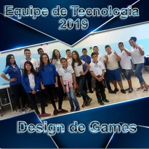 Equipe de Tecnologia 2019